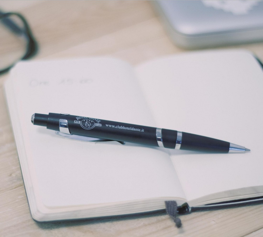 Gadget personalizzati stampati in serigrafia o in tampografia